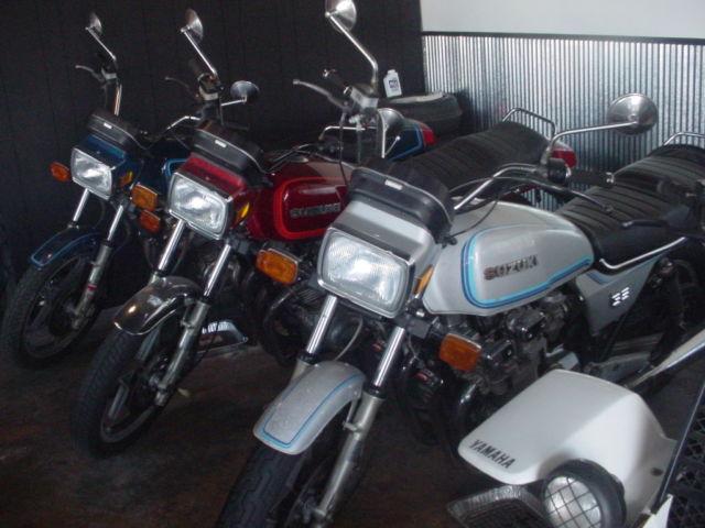 1980 suzuki gs1100e collection of 3