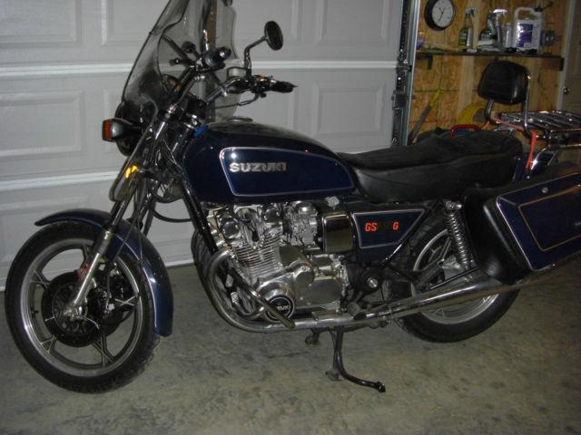 1980 suzuki gs850g gs 850 gs