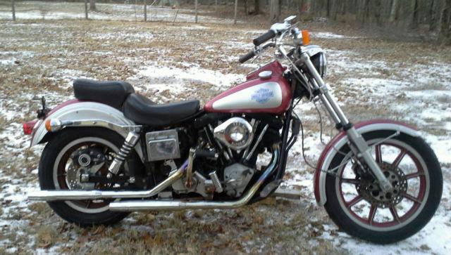 1981 Harley Davidson Touring