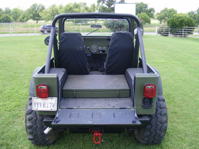 Jeep Cj7 Ignition Wiring
