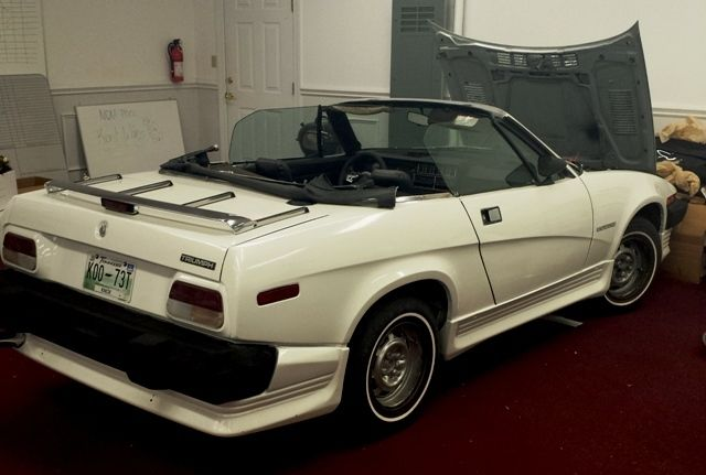 1981 Triumph Tr7 Convertible Nice New Extra Top New Interior