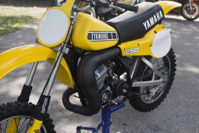 Yamaha Yz Parts For Sale