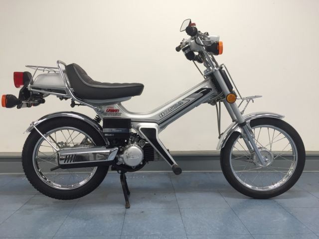 1982 Honda NU50M Urban Express Deluxe Iowa Scooter / Moped ...