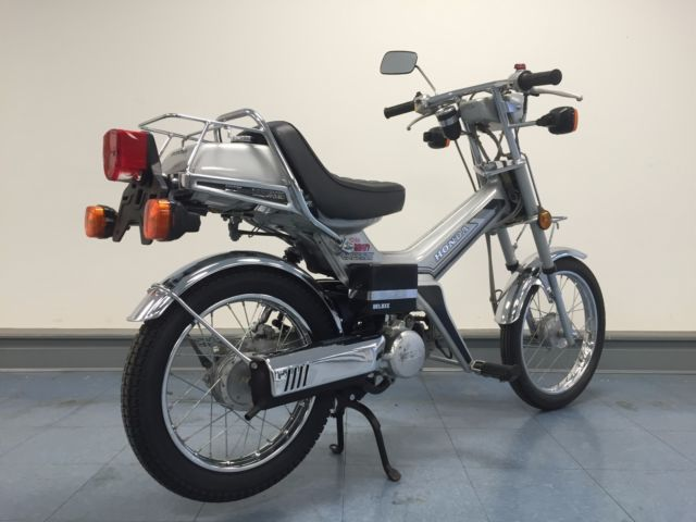 1982 Honda NU50M Urban Express Deluxe Iowa Scooter / Moped / Noped