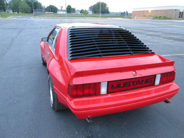 1982 Mustang Gt Dso Gt Enduro 2nd Owner