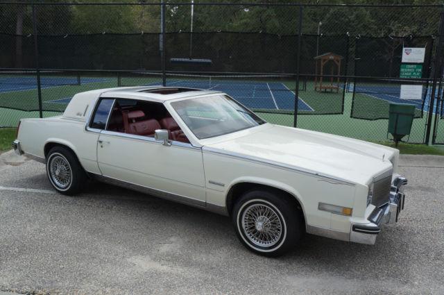 1983 cadillac eldorado biarritz coupe 2 door vehicles markets com