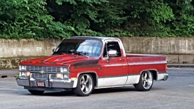 1983 chevy c10