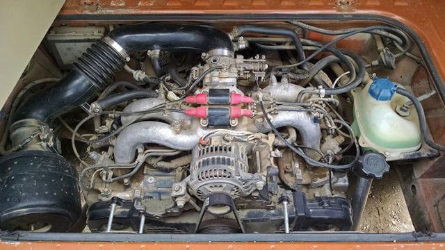 1983 VW Vanagon Westfalia Subaru Conversion (Subagon)