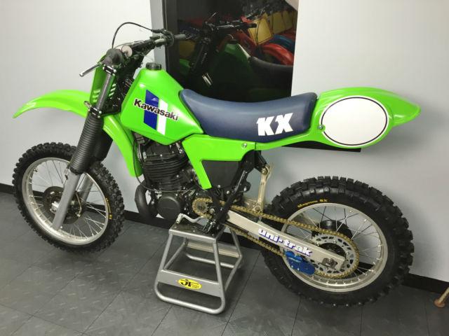 Kawasaki Kx Value