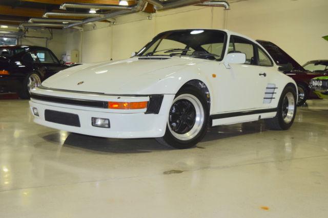 1984 PORSCHE dp935 turbo slant nose targa Zimmerman offered