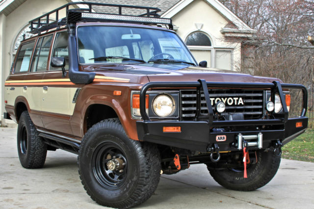 Toyota Pay By Phone >> 1984 Toyota Land Cruiser FJ60 FJ62 ARB Bumpers SmittyBilt ...