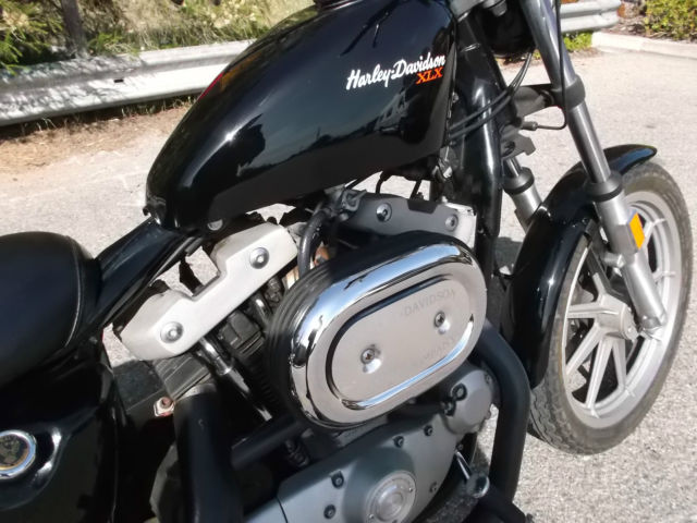 Xlx Cc Harley Davidson Ironhead Sportster Low Mile Original Beauty on 1984 Ironhead Sportster