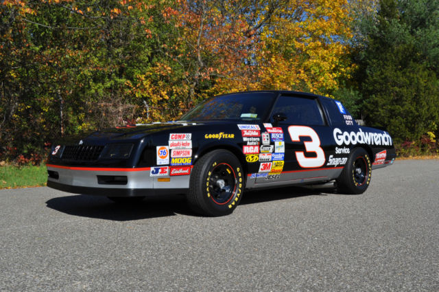 1985 CHEVROLET MONTE CARLO GM Goodwrench SS NASCAR DALE ...