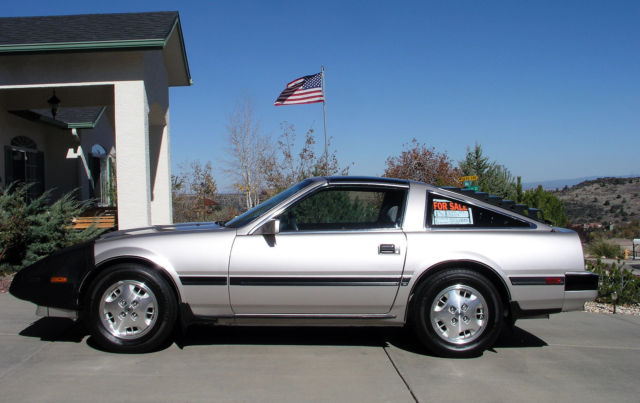 T Top Cars >> 1985 Nissan 300zx 5 Speed V6 T Top 2nd Owner Beautiful Arizona Car