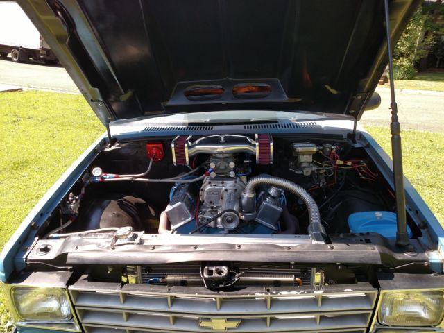 1985 Prostreet S-10 / 85 Pro Street S10 Supercharged Blower Built 350