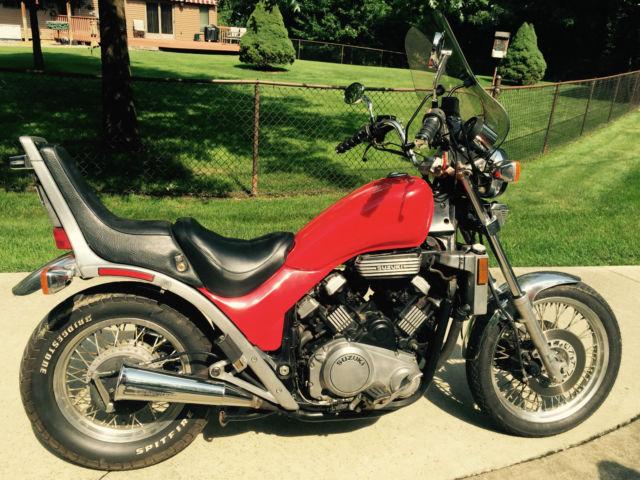 Terrific 1985 Suzuki Madura Gv700 Motorcycle Ready To Ride Machost Co Dining Chair Design Ideas Machostcouk