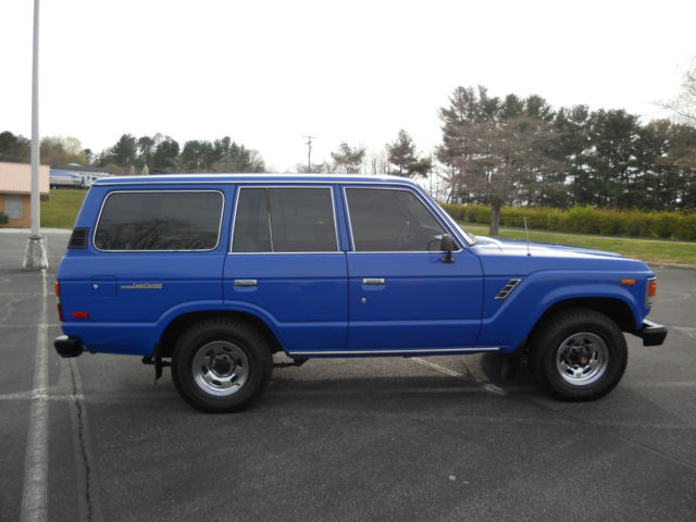 1985 Toyota Land Cruiser FJ60 - Great Driver and Great Shape