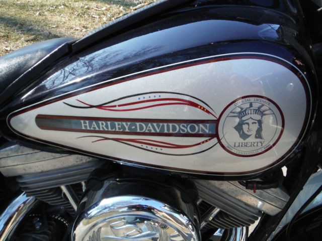 Harley Davidson Motorcycles For Sale >> 1986 Harley Davidson Liberty Edition Tour Glide Classic FLTC