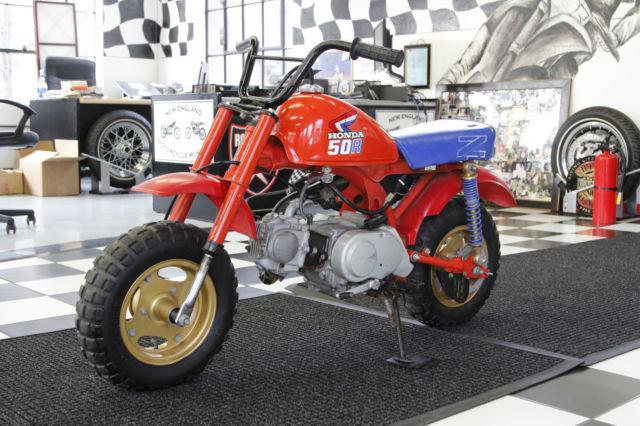 1986 Honda Z50R