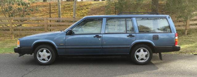 1986 Volvo 740 Wagon Turbo 760 780 240 244 700 200 940 960 850 v70
