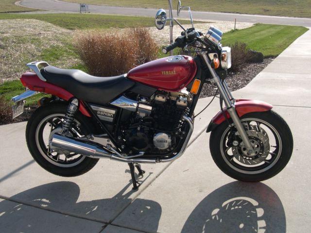 600cc Cafe Racer - 1986 Yamaha Radian | Custom Cafe Racer