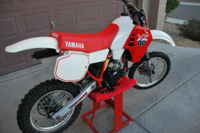 100 1985 Yamaha Yz 80 N Yasminroohi