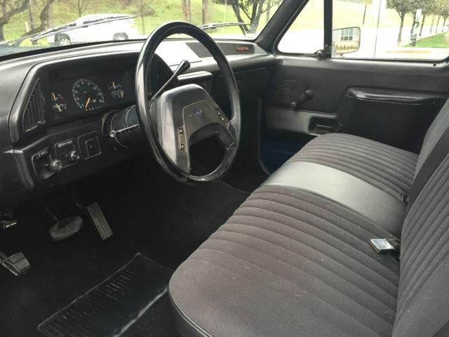1987 Ford F-150 Stepside **VERY RARE**