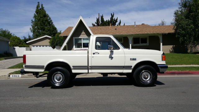 1987 Ford F150 >> 1987 Ford F150 4x4 Xlt Lariat Short Bed