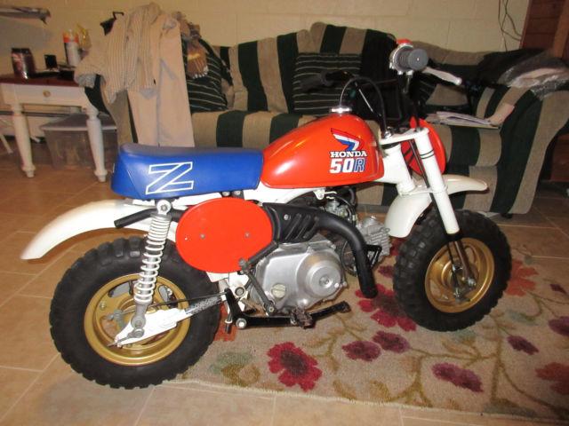 1987 Honda z50 Original z50R Pair Two of Them Mint! Rare ...