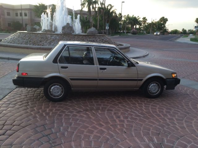 1987 Toyota Corolla Collectors Trophy Car Look