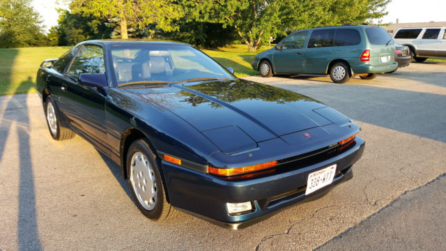a4d4bcfd868 1987 Toyota Supra Turbo 3.0L RARE BEAUTIFUL 31K Original Miles ...