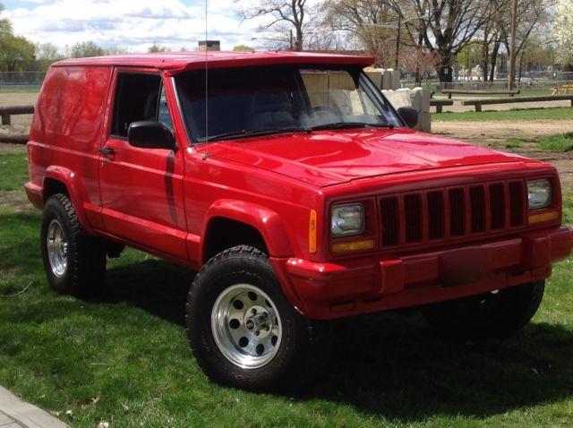 Jeep Steel Fenders >> 1988 Jeep Cherokee 2 Door Custom Panel Wagon