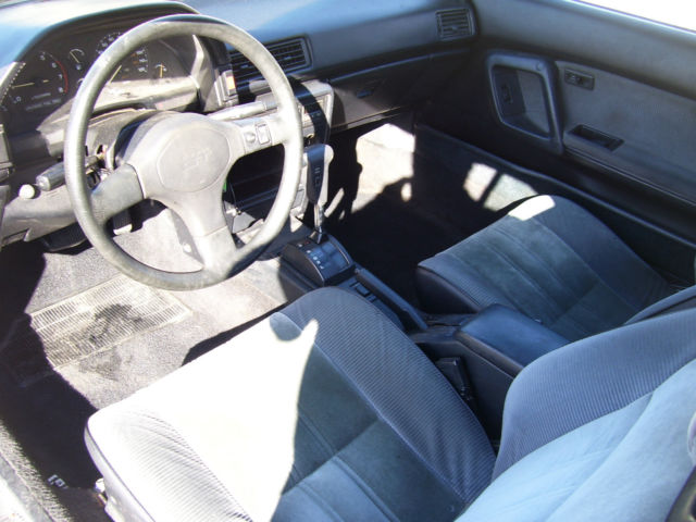 Toyota Celica Gt Convertible Door L With K Miles And Runs Terrific