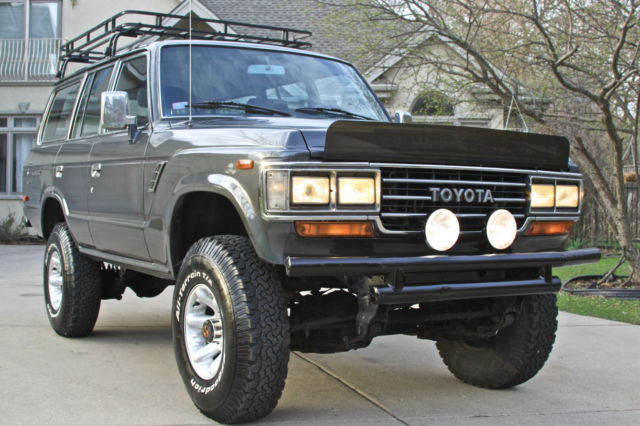 Toyota Pay By Phone >> 1988 Toyota Land Cruiser FJ62 ARB Lockers Compressor PIAA ...