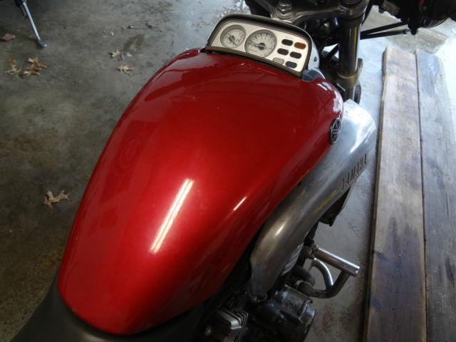 1988 Yamaha V-Max Vmax 1200 cc Motorcycle--Low Miles!