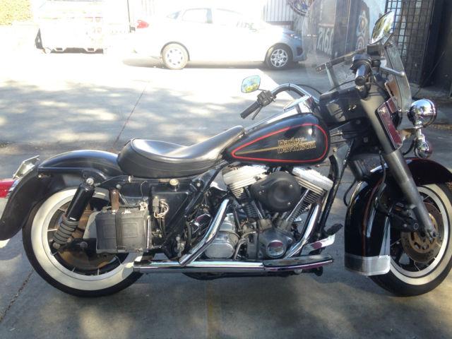Harley Davidson Electra Glide Ignition