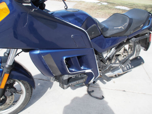 Miraculous 1990 Bmw K75 Rt Low Suspension And 54 500 Miles Evergreenethics Interior Chair Design Evergreenethicsorg