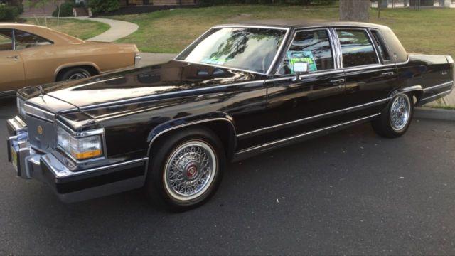 1990 Cadillac Fleetwood Brougham D Elegance
