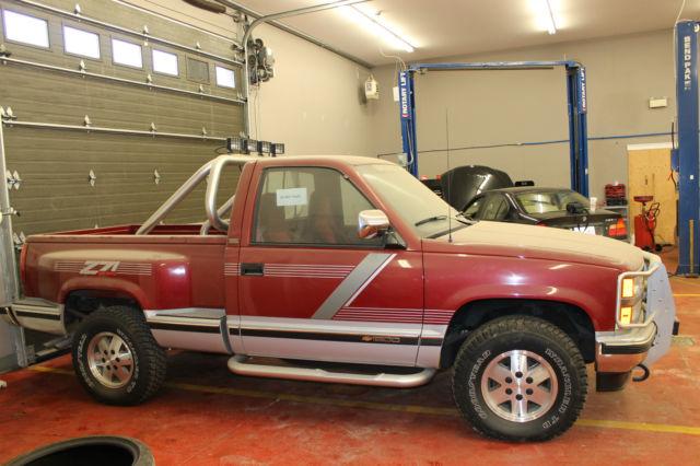 1991 Chevrolet K1500 Silverado Rare Barn Find New