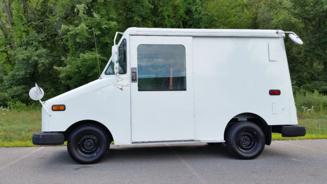 1991 Grumman LLV Long Life Vehicle RHD Rare Passenger Seat ...