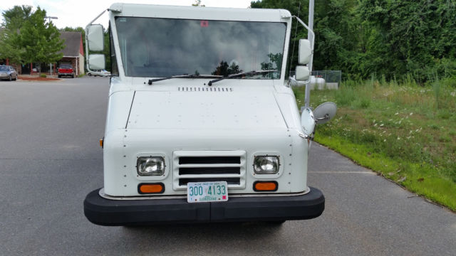 llv mail truck fuel filter 1991 grumman llv long life vehicle rhd rare passenger seat ... 94 chevy truck fuel filter