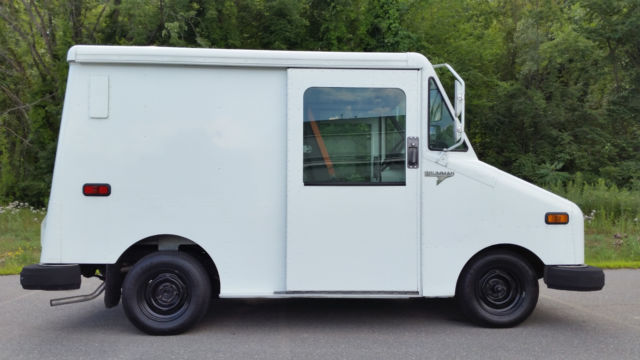 1991 grumman llv long life vehicle rhd rare passenger seat ... llv mail truck fuel filter #6