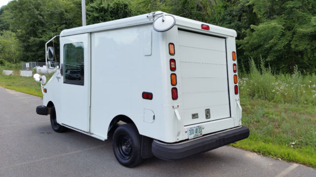 1991 grumman llv long life vehicle rhd rare passenger seat ... llv mail truck fuel filter
