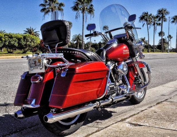 1991 Harley-Davidson® FLHS ELECTRA GLIDE SPORT Used