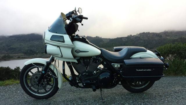 1991 Harley Davidson FXRP S&S 111 Baker 6 GPR TONS OF