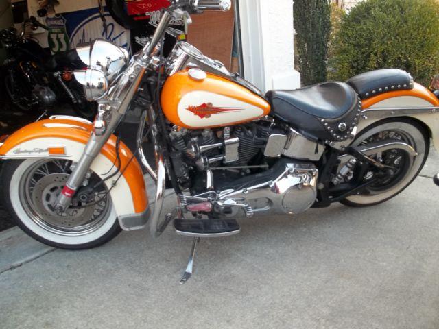 Harley Fxstc Paint Colors