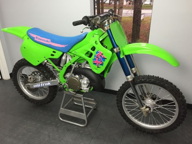 1991 Kawasaki Kx250