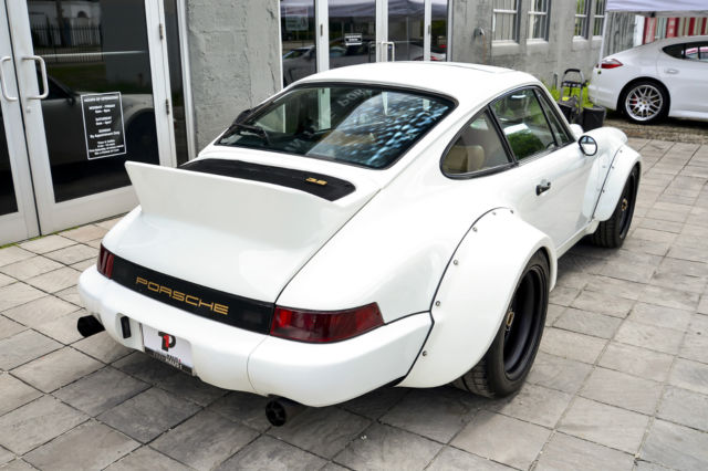 1991 porsche 911 turbo 3 5l center lock flared rsr 964 965 excellence aircooled. Black Bedroom Furniture Sets. Home Design Ideas