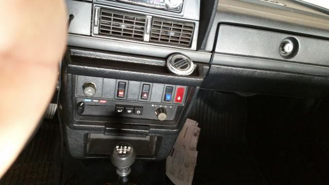 1992 B230 Swapped Volvo 240 Turbo Intercooler