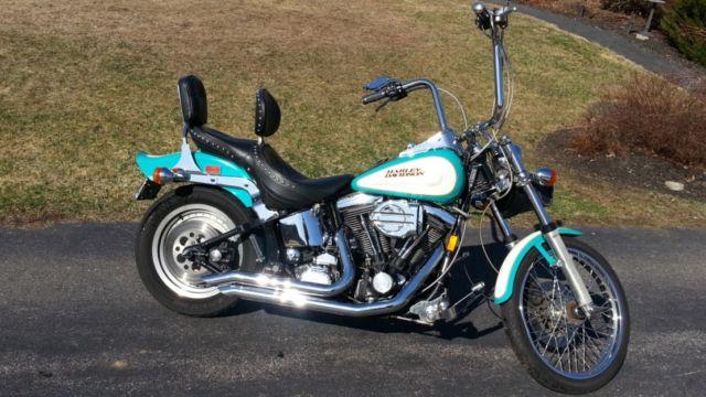 1992 Harley Davidson Softail Custom FXSTC